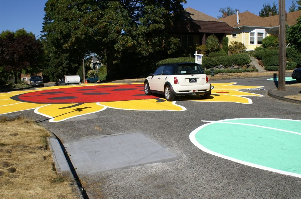 """Featured image for """"Frontiers in Traffic Calming"""""""