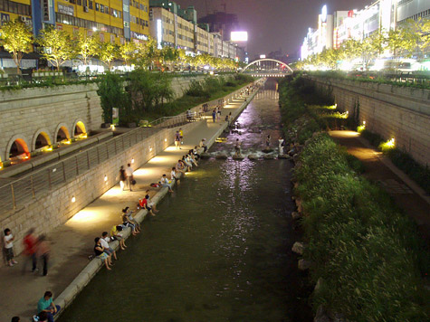 """Featured image for """"Revelation: Seoul's Cheonggyecheon"""""""