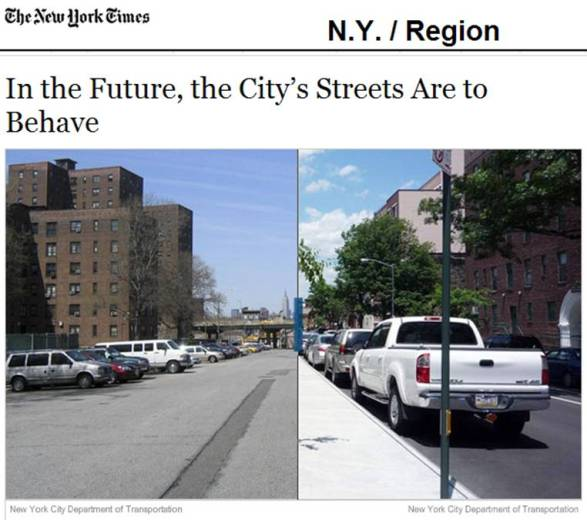 NYT - streets