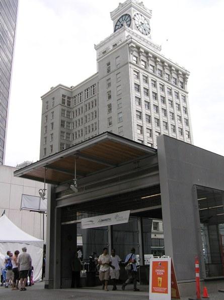 Canada Line City Centre 2