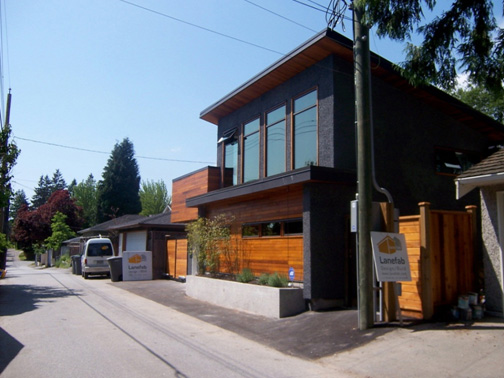 """Featured image for """"Free Webinar, Smart Growth Network: The Evolving World of Laneway Housing"""""""