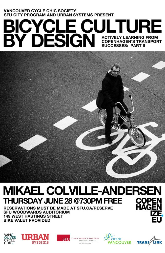 """Featured image for """"Bicycle Culture by Design:  Actively Learning from Copenhagen's Transport Successes, Part 2"""""""