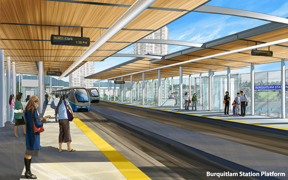 """Featured image for """"Evergreen Line: Design of the new stations"""""""