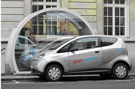 """Featured image for """"Electric Autolib' comes to Paris"""""""