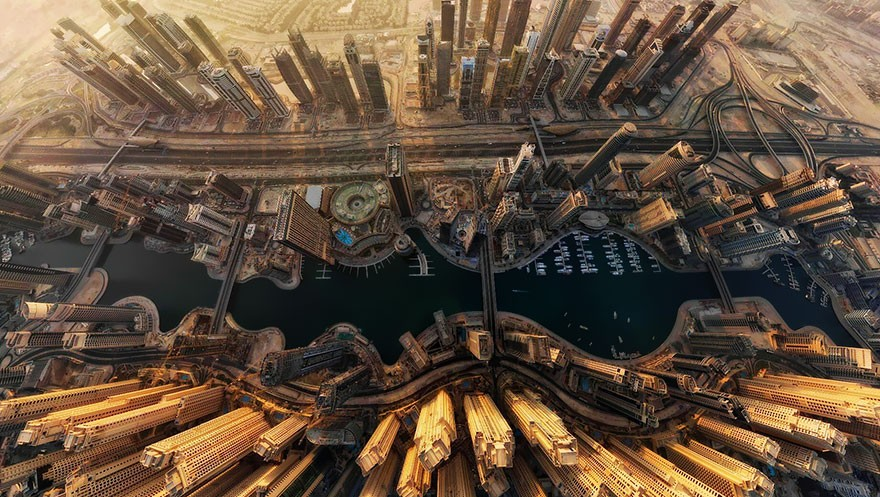 """Featured image for """"This Week: Aerial Cities – 4"""""""
