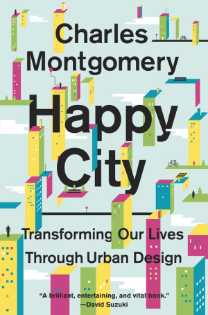 """Featured image for """"The Chapters of 'Happy City' – 13"""""""