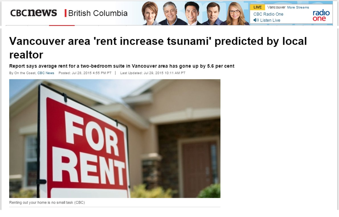 CBC rent