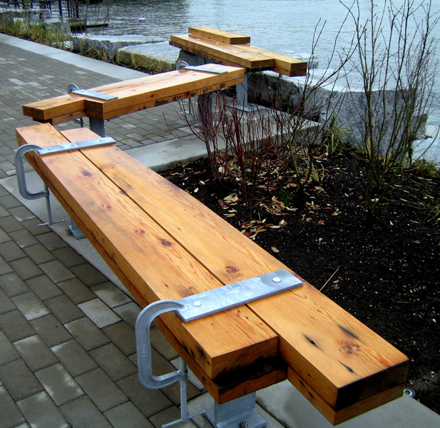Bill Pechet Bench Shipyyards