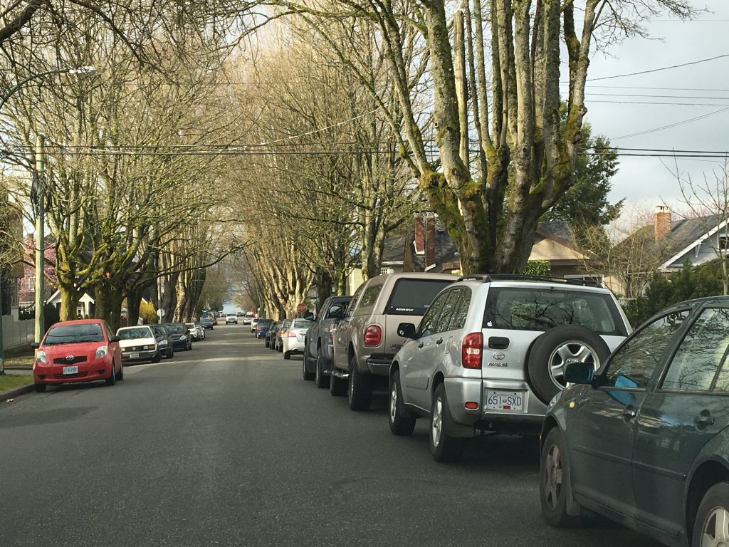 """Featured image for """"No Free Parking: Paying to Park Curbside Goes to Council This Week"""""""