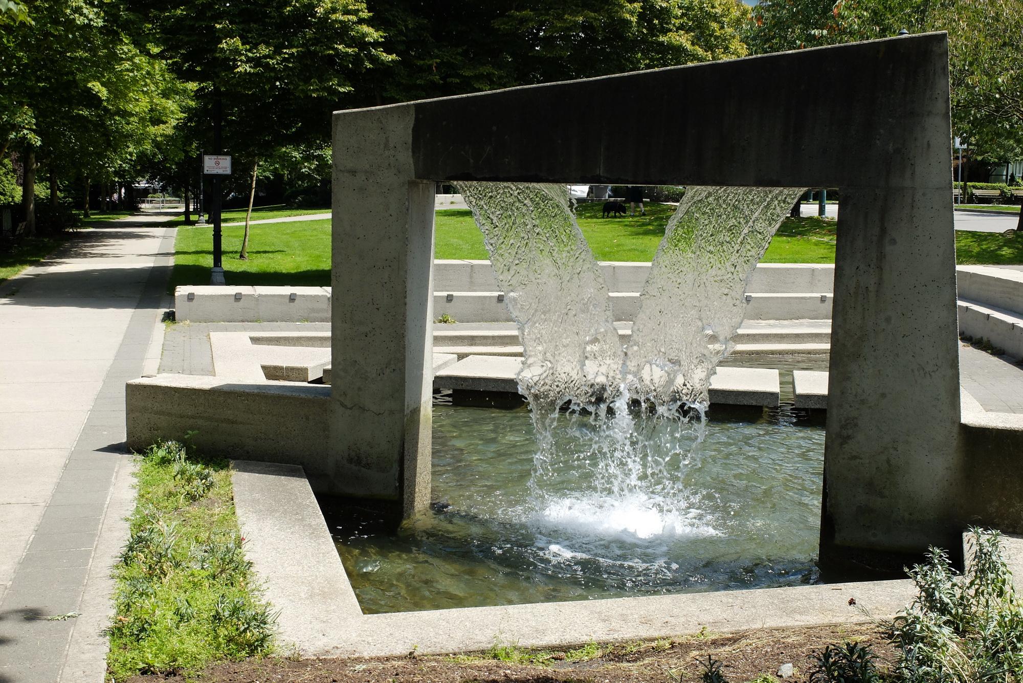 Granville.Fountain