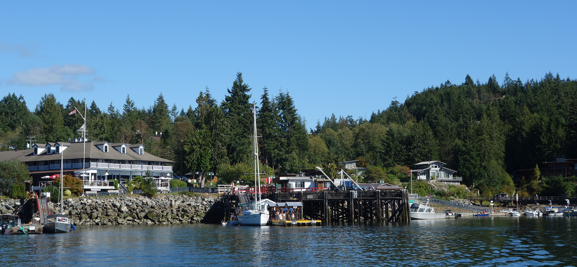 Jobs On The Vancouver Islands That Provide Housing
