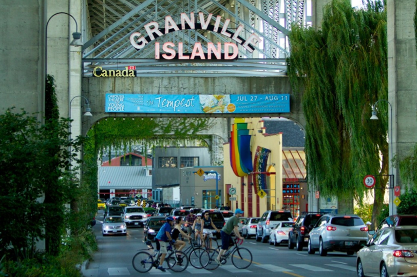 """Featured image for """"Trial Balloon at Granville Island"""""""