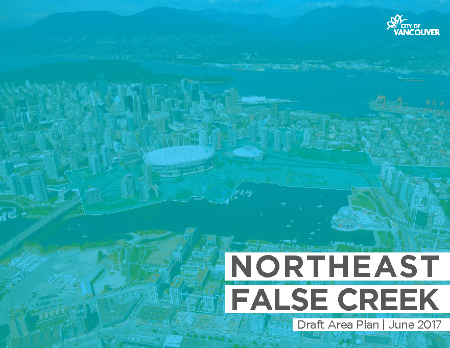 """Featured image for """"Remarks on the draft design of Northeast False Creek Park"""""""