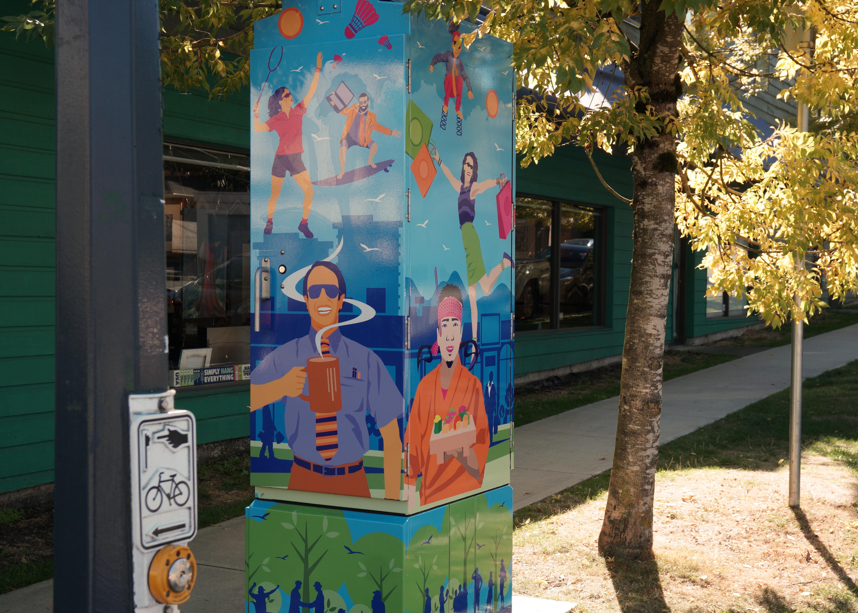 Vancouver.Street.Corner