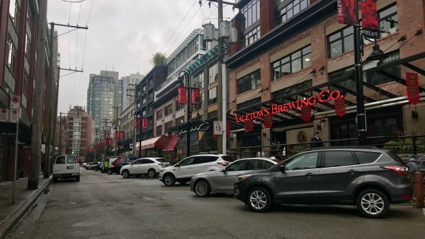 yaletown-parking