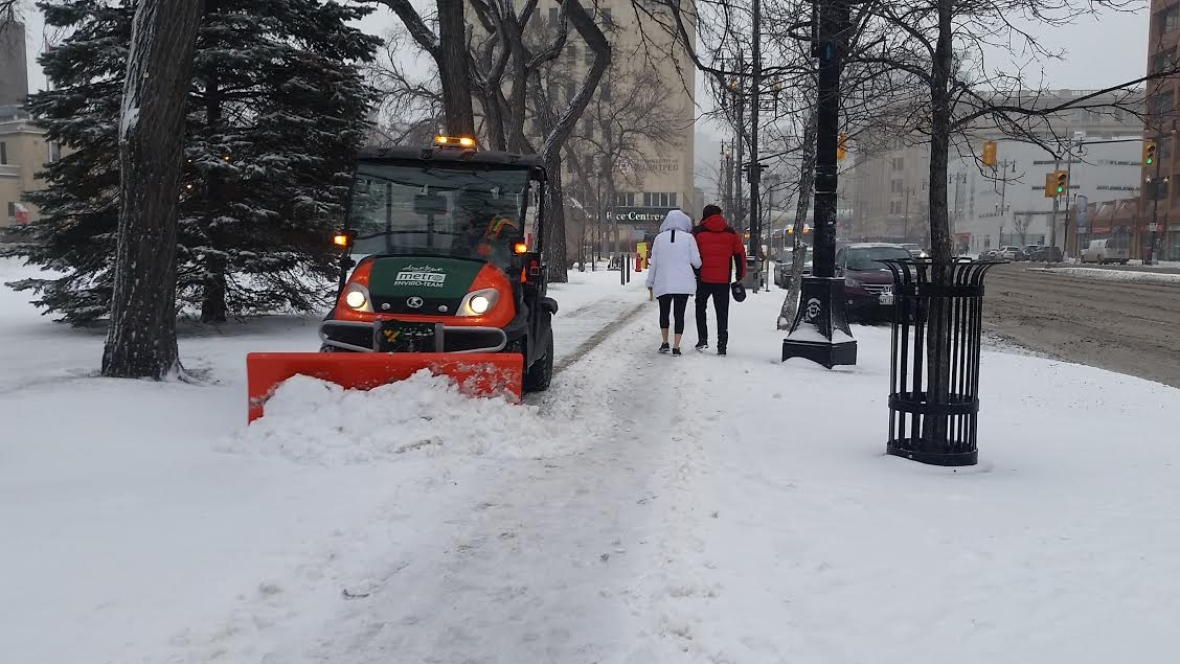 Snow Clearing Winnipeg