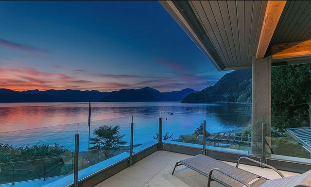 """Featured image for """"The View from the New York Times on the $2.7 Million House in Lions Bay"""""""