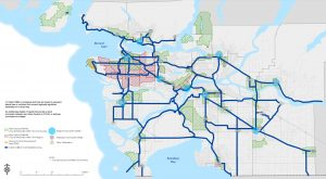 """Featured image for """"Major Bike Network Funding for Metro Vancouver"""""""