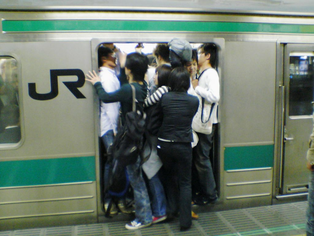 """Featured image for """"Tokyo Motivates Transit Use, Encourages Off~Peak Commuter Travel"""""""