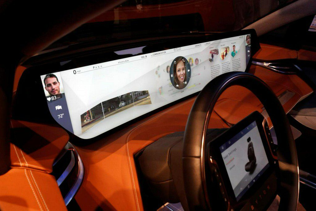 """Featured image for """"Supersizing Automobile Dashboards with Screens"""""""
