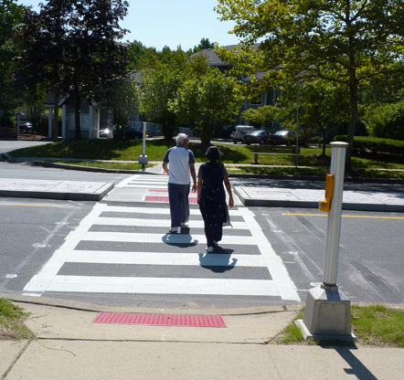 """Featured image for """"Those Mid Block Crossings~Did """"Jaywalkers"""" Have it Right?"""""""