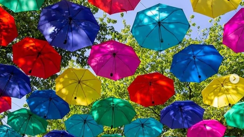 underbrella-installation