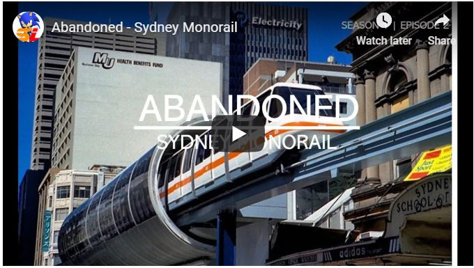 """Featured image for """"The Unhappy Story of the Sydney Monorail"""""""