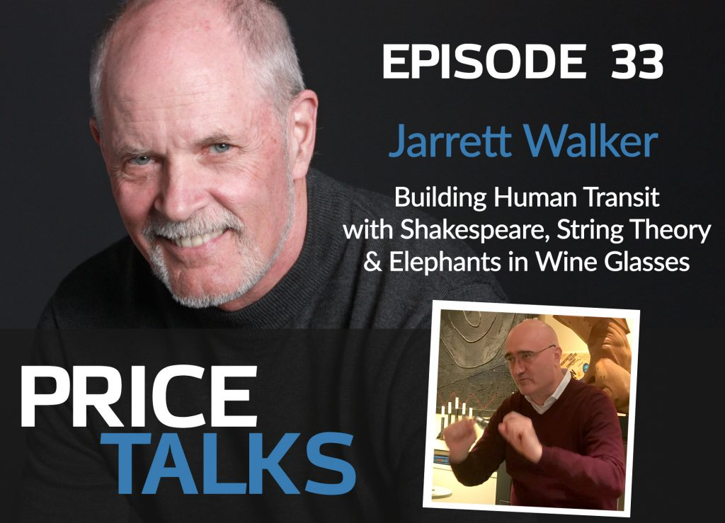"""Featured image for """"A Night with Jarrett Walker: Building Human Transit with Shakespeare, String & Elephants in Wine Glasses"""""""
