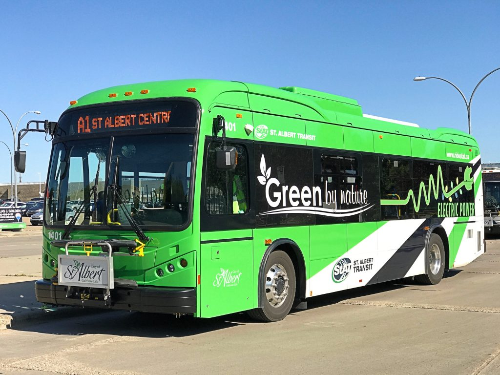 """Featured image for """"Washington State Going for Electric Transit Buses with Volkswagen's Settlement Funds"""""""