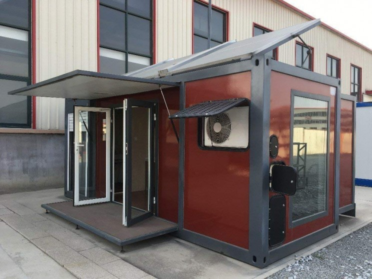 """Featured image for """"Order  your Prefabricated Modular Home on Amazon for $50,000"""""""