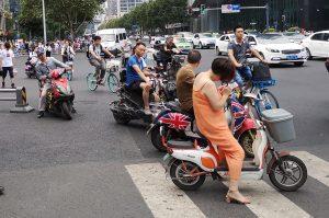 Chengdu Intersection