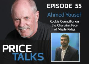 """Featured image for """"Rookie Councillor Ahmed Yousef on the Changing Face of Maple Ridge"""""""