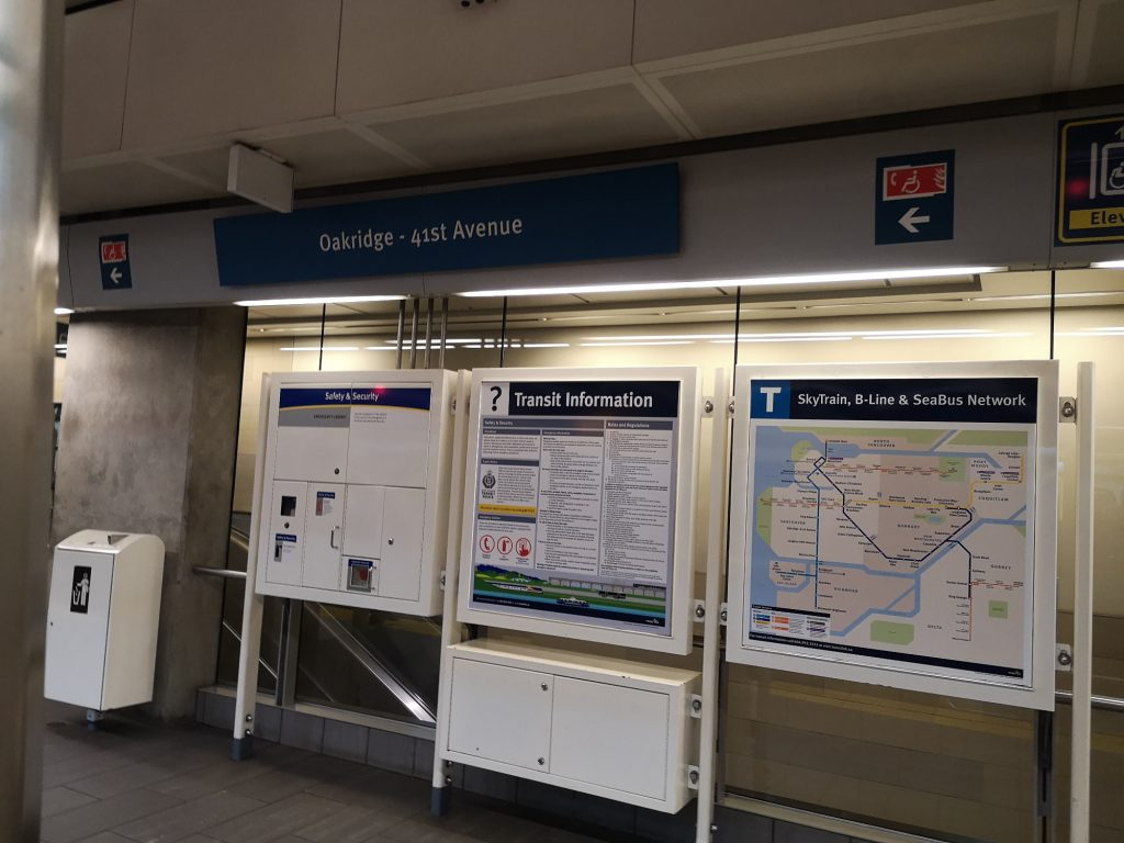 Translink Station