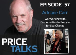 """Featured image for """"Greens' Adriane Carr on Working with Communities to Prepare for Sea Change"""""""