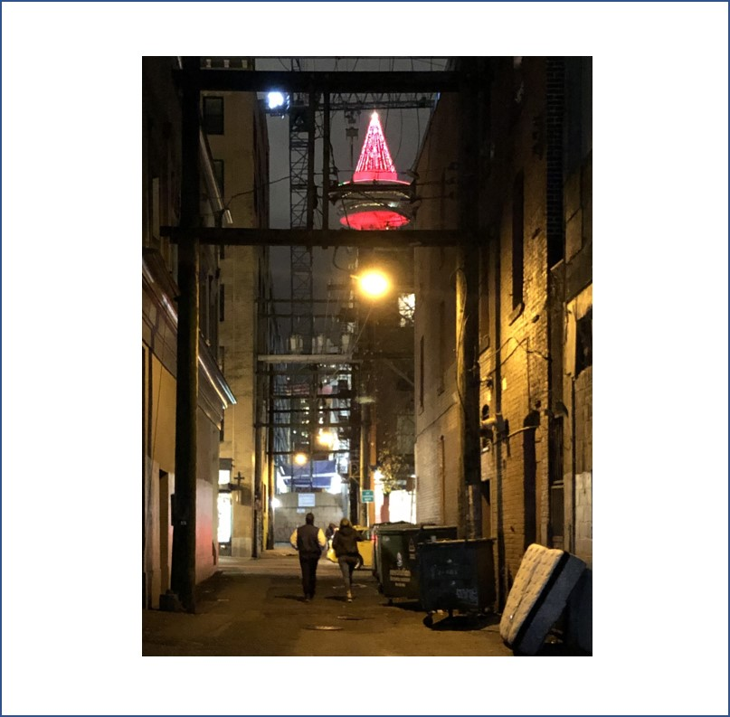The Edge Apartments Vancouver: Gastown Christmas