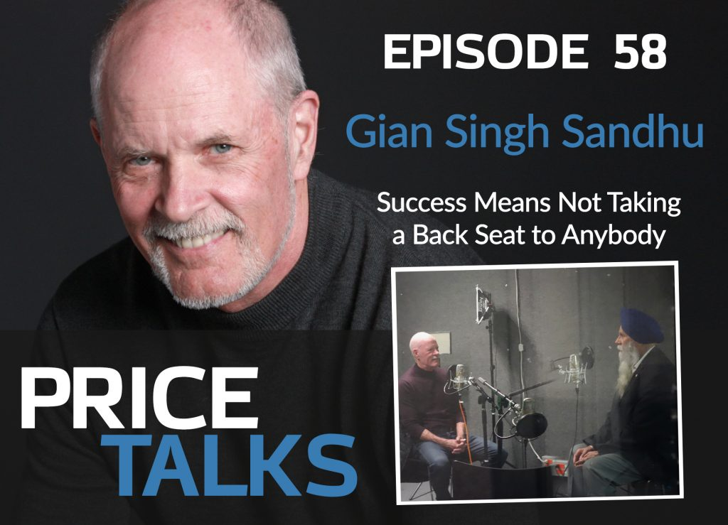 """Featured image for """"To Gian Singh Sandhu, Success Means Not Taking a Back Seat to Anybody"""""""