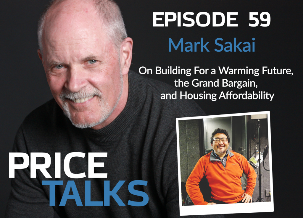 """Featured image for """"Mark Sakai on Building For a Warming Future, the Grand Bargain, and Housing Affordability"""""""