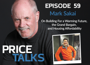 "Featured image for ""Mark Sakai on Building For a Warming Future, the Grand Bargain, and Housing Affordability"""