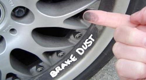 brake-dust