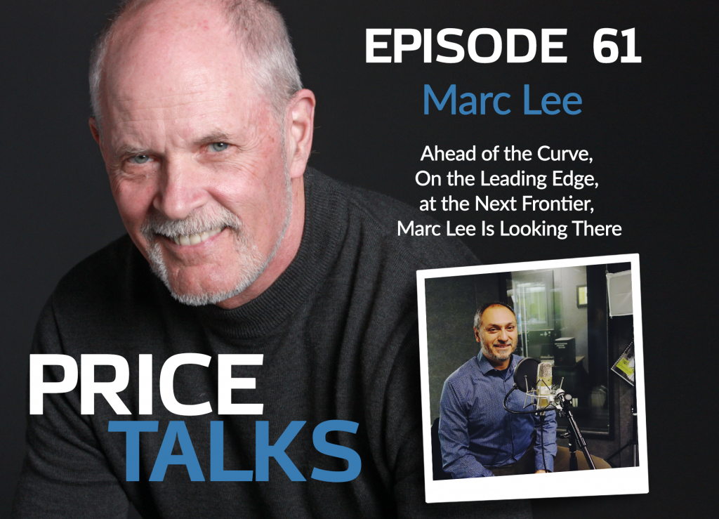 """Featured image for """"Ahead of the Curve, On the Leading Edge, at the Next Frontier, Marc Lee Is Looking There"""""""