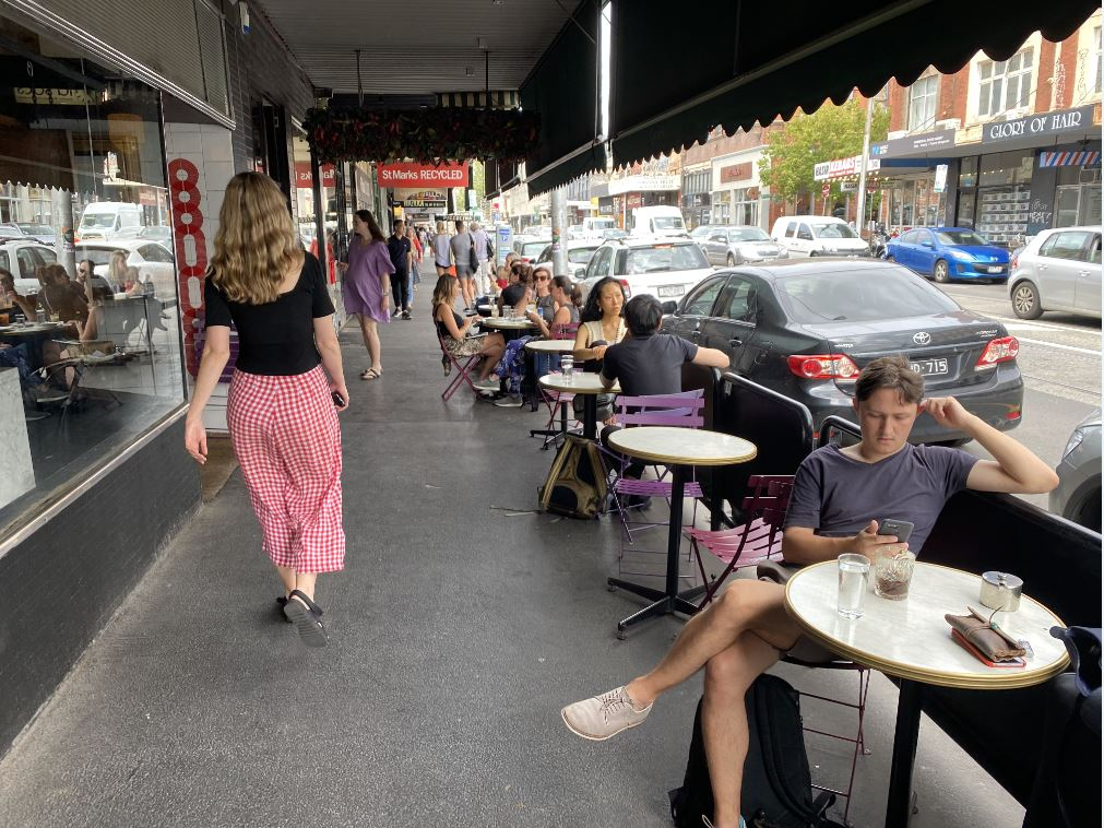 """Featured image for """"Free Webinar: From Grey to Green: Learning from Melbourne"""""""