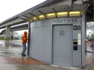 """Featured image for """"The Pandemic, the Need for  Public Washrooms & Why Don't We Have Them"""""""