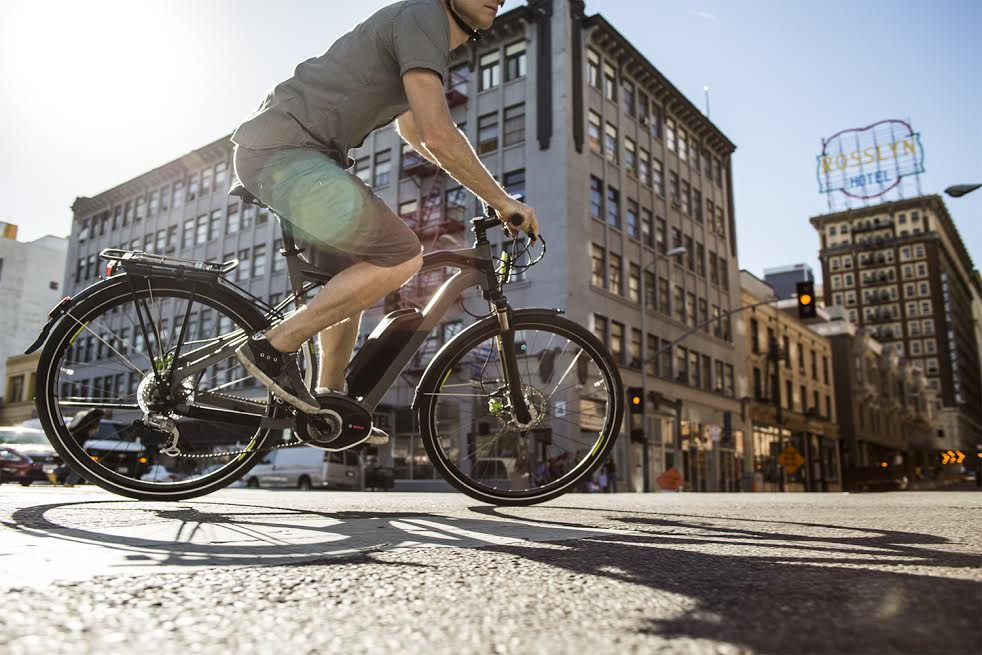 Electric-Bike-City