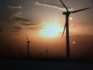 """Featured image for """"Free Webinar~Shalanda Baker on Wind,  Energy Transition and Revolutionary Power"""""""
