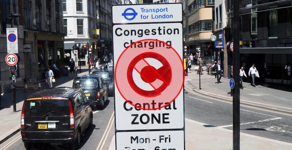 """Featured image for """"Congestion Charging is so last century.  Welcome to the new age of Transport Pricing"""""""
