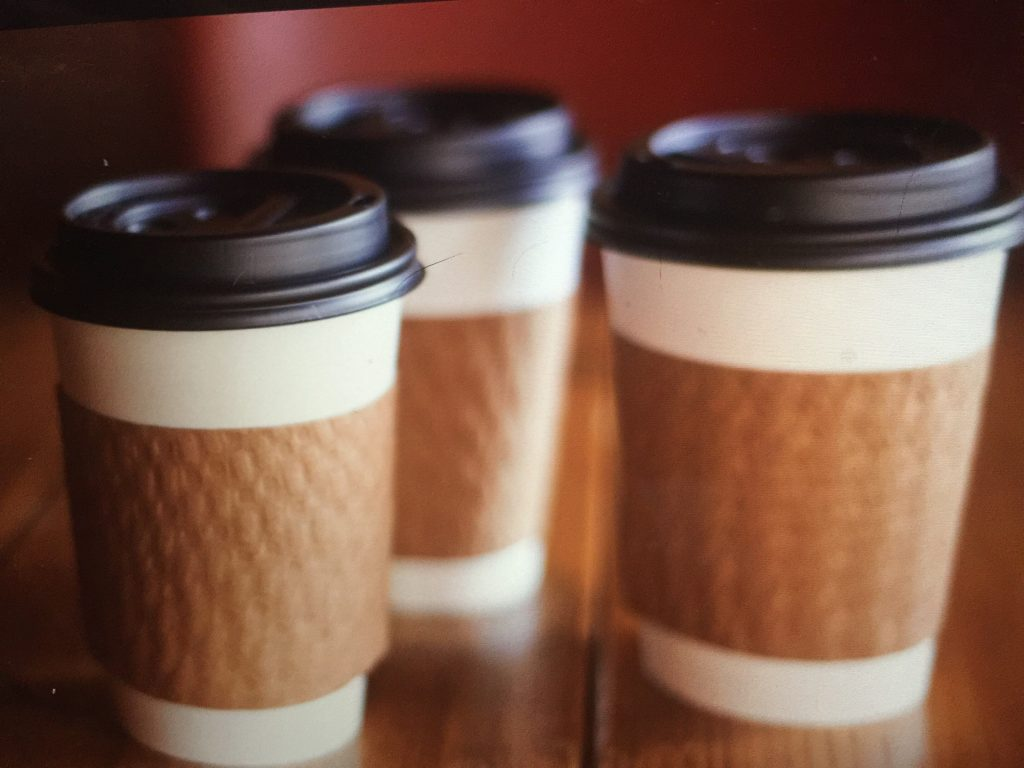 """Featured image for """"Coffee on the Go & the Pandemic """"Fake Commuting"""" Phenomena"""""""