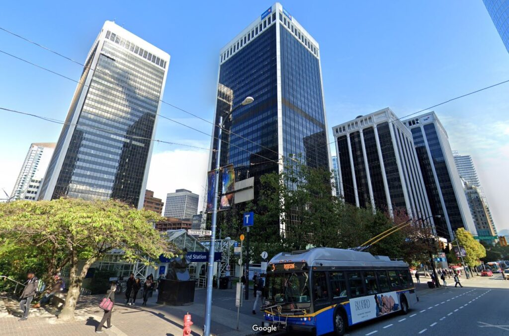 """Featured image for """"Buildings that Changed Vancouver – Bentall Centre"""""""