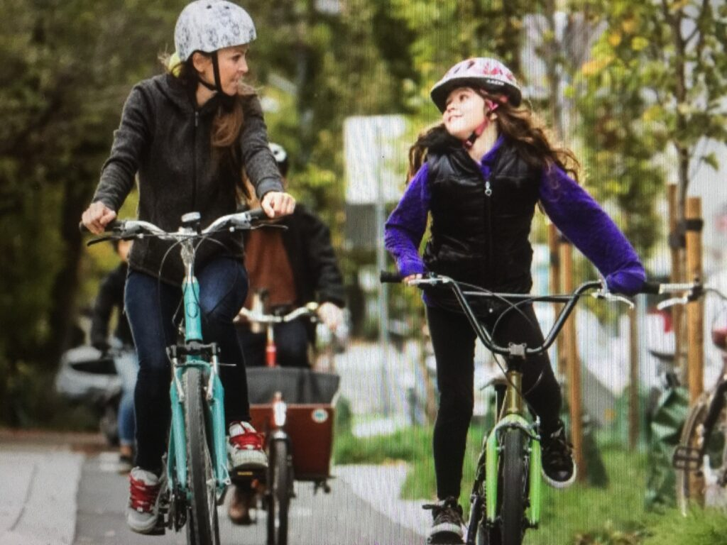 """Featured image for """"Free Webinar from HUB~Biking in a Post Pandemic World"""""""
