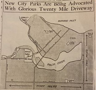 """Featured image for """"View from the 1920s: """"Indian Park"""" and a Driveway"""""""
