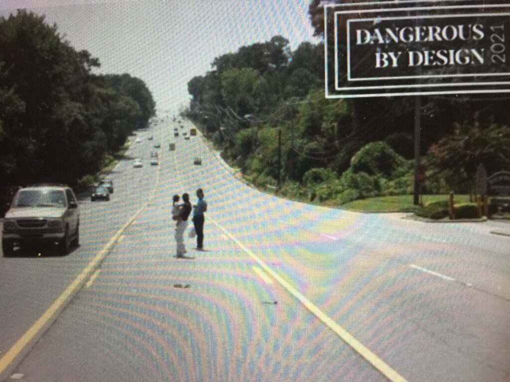 """Featured image for """"Smart Growth America Webinar-Dangerous By Design"""""""